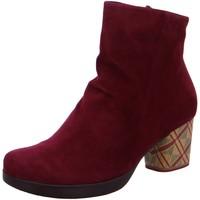 Schuhe Damen Stiefel Think Stiefeletten DRAWI 3-000013-5000 pink