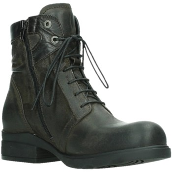 Schuhe Damen Boots Wolky Stiefeletten Center 02625 braun