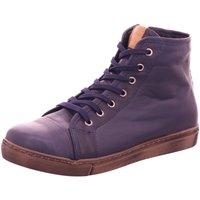 Schuhe Damen Boots Andrea Conti Stiefeletten 0348841537 blau