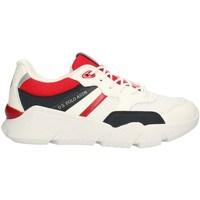 Schuhe Herren Sneaker Low U.s Polo Assn 4113S0/YM1 hoch Harren WEISS WEISS