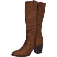 Schuhe Damen Stiefel MTNG 50172 Verde