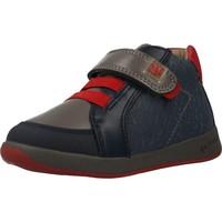 Schuhe Jungen Sneaker High Garvalin 201332 Blau