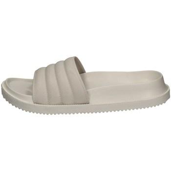 Schuhe Damen Pantoletten De Fonseca ELBA W503 WEISS