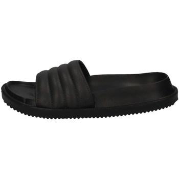 Schuhe Damen Pantoletten De Fonseca ELBA W503 SCHWARZ