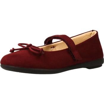 Schuhe Mädchen Derby-Schuhe & Richelieu Vulladi PARISINA Rot