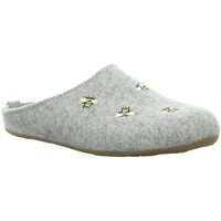 Schuhe Damen Hausschuhe Haflinger Everest Api 484016 0 84 grau