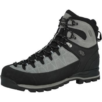 Schuhe Herren Wanderschuhe Brütting Mount Tasman grau