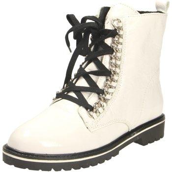 Schuhe Damen Low Boots Post Xchange Stiefeletten BLONDY 370 1120 weiß