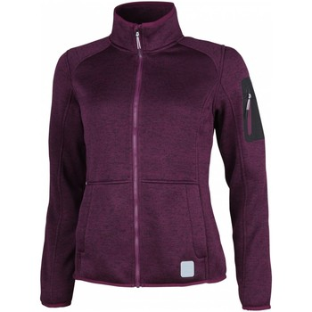Kleidung Damen Trainingsjacken High Colorado Sport CARDWELL-L, Fle. burg. 1059353 4663 lila