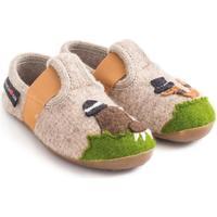 Schuhe Kinder Babyschuhe Haflinger 48311187 Beige