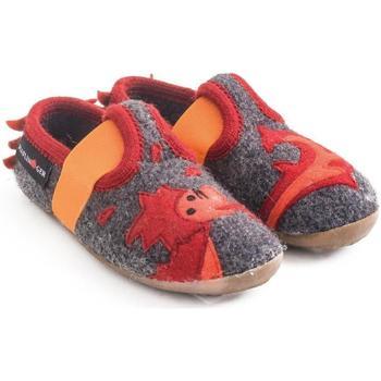 Schuhe Kinder Babyschuhe Haflinger 48311304 Grigio