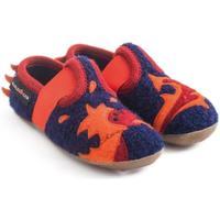Schuhe Kinder Babyschuhe Haflinger 48311370 Blu