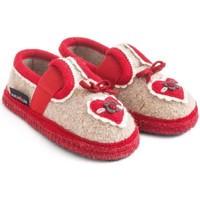 Schuhe Kinder Babyschuhe Haflinger 62306649 Beige