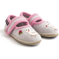 Schuhe Mädchen Babyschuhe Haflinger 67306102 Grigio
