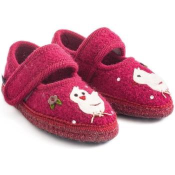 Schuhe Mädchen Babyschuhe Haflinger 67306160 Rosso