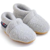 Schuhe Kinder Babyschuhe Haflinger 65100502 Grigio