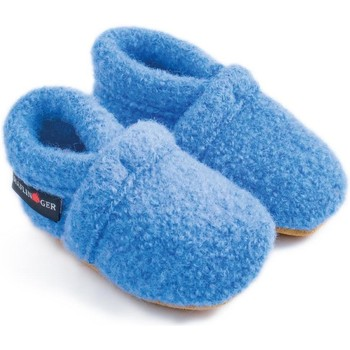Schuhe Kinder Babyschuhe Haflinger 65100556 Blu