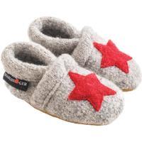 Schuhe Kinder Babyschuhe Haflinger 65306384 Grigio