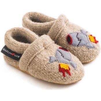 Schuhe Kinder Babyschuhe Haflinger 65306449 Beige