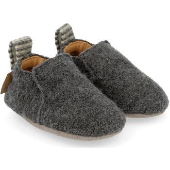 Schuhe Kinder Babyschuhe Haflinger 65100604 Grigio