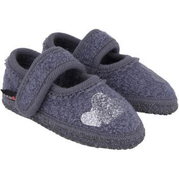 Schuhe Kinder Babyschuhe Haflinger 67306359 Blu