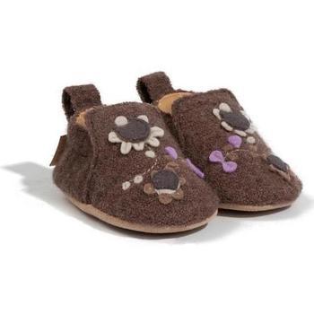 Schuhe Kinder Babyschuhe Haflinger 65307963 Marrone