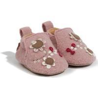 Schuhe Mädchen Babyschuhe Haflinger 65307983 Rosa