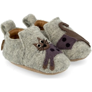 Schuhe Kinder Babyschuhe Haflinger 65308484 Grigio