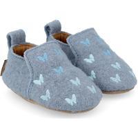Schuhe Kinder Babyschuhe Haflinger 65404678 Blu