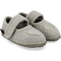 Schuhe Kinder Babyschuhe Haflinger 67306602 Grigio