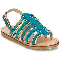 Schuhe Damen Sandalen / Sandaletten Les Tropéziennes par M Belarbi MISS Blau