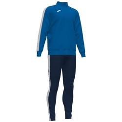 Kleidung Herren Jogginganzüge Joma Akademie Iii Trainingsanzug -royal-blau Blau
