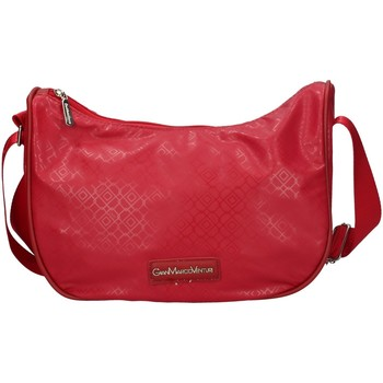 Taschen Damen Umhängetaschen Gianmarco Venturi G10-0095M15REB ROT