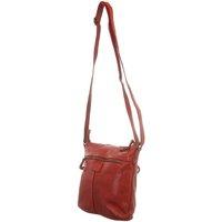 Taschen Damen Umhängetaschen Bear Design Mode Accessoires CL 35625 ROOD rot