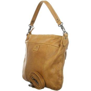 Taschen Damen Handtasche Bear Design Mode Accessoires CL 35658 OKERGEEL gelb