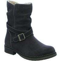 Schuhe Mädchen Stiefel Lurchi Stiefel 33-17029-45 grau
