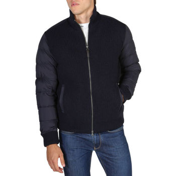 Kleidung Herren Trainingsjacken Hackett - hm402088 Blau