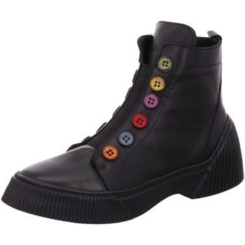 Schuhe Damen Low Boots Gemini Stiefeletten ANILINA STIEFEL 033100-02-009* schwarz