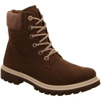 Schuhe Damen Boots Legero Stiefeletten Monta 009672-2800 braun