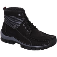Schuhe Damen Boots Wolky Stiefeletten Jump Winter 0472518-000-Jump schwarz