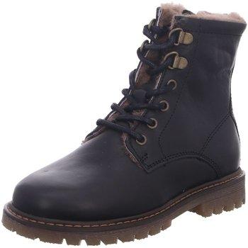 Schuhe Jungen Boots Bisgaard Winterstiefel 51917.220 schwarz