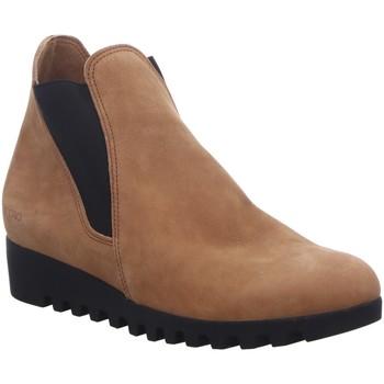 Schuhe Damen Low Boots Arche Stiefeletten 1508 LOMATA timber braun