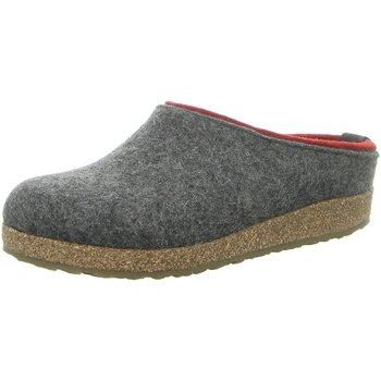 Schuhe Damen Hausschuhe Haflinger 711056 0304 grau