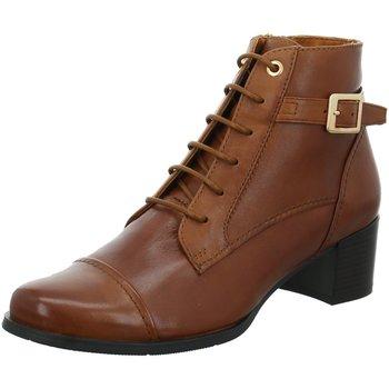 Schuhe Damen Boots Regarde Le Ciel Stiefeletten CIEL Jolene 04 jolene-04-3902 braun