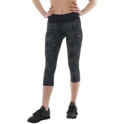 Kleidung Damen Hosen Asics 34 Fuzex Knee Tight Schwarz