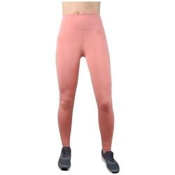 Kleidung Damen Leggings Nike Swoosh Rosa