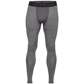 Kleidung Herren Leggings Under Armour Coldgear Compression Graphit