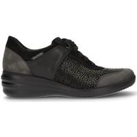 Schuhe Damen Sneaker Low Mephisto MOBILS SIDONIA SNEAKERS HERDE