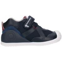 Schuhe Jungen Stiefel Biomecanics 191168 Niño Azul marino bleu