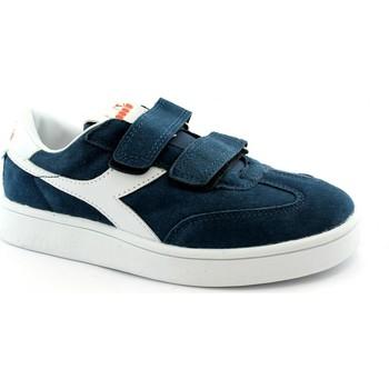 Schuhe Kinder Sneaker Low Diadora DIA-I20-73766-BD Blu